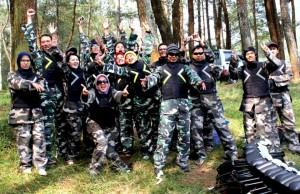 Paint Ball Game