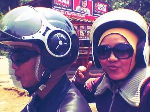 Otw wisata Situ Cileunca Pangalengan Bandung