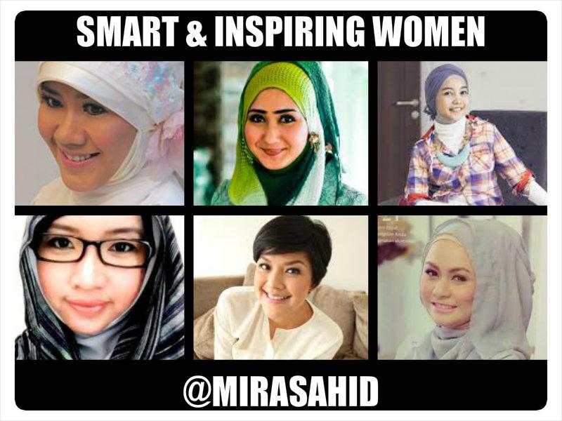 perempuan smart dan inspiratif