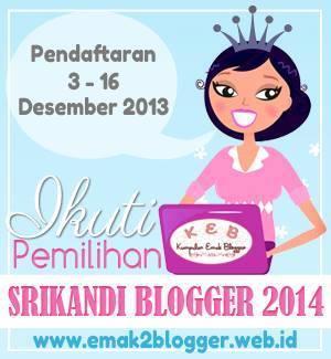 Srikandi Blogger KEB