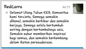 Redcarra KEB