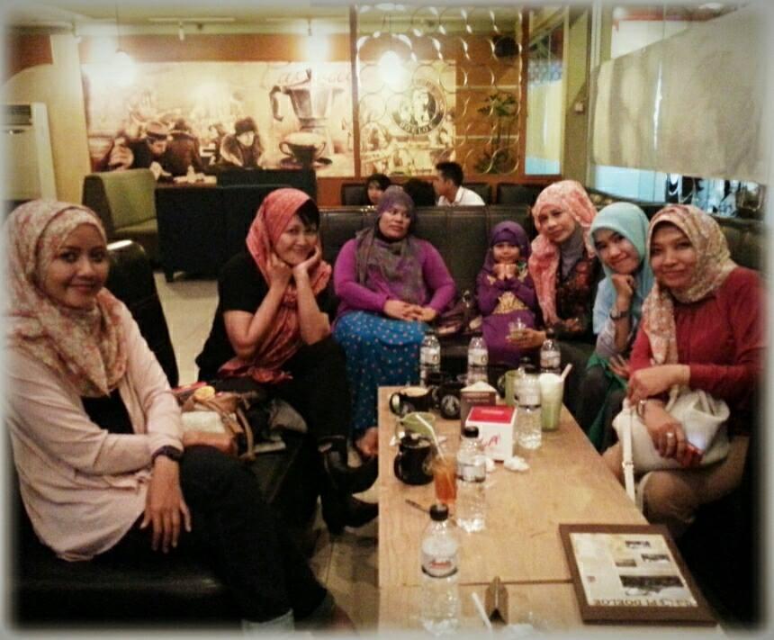 Kopdar Emak Blogger Bandung