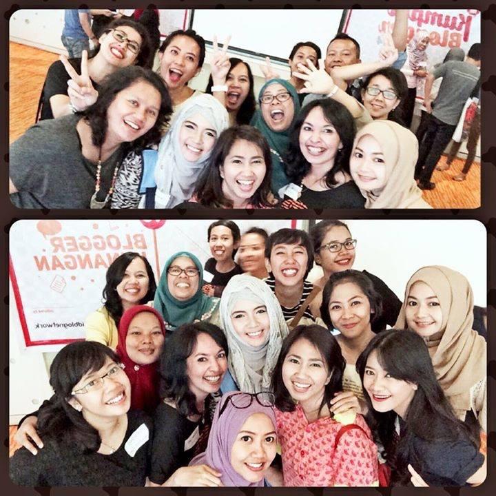 Kumpul Blogger Mira Sahid
