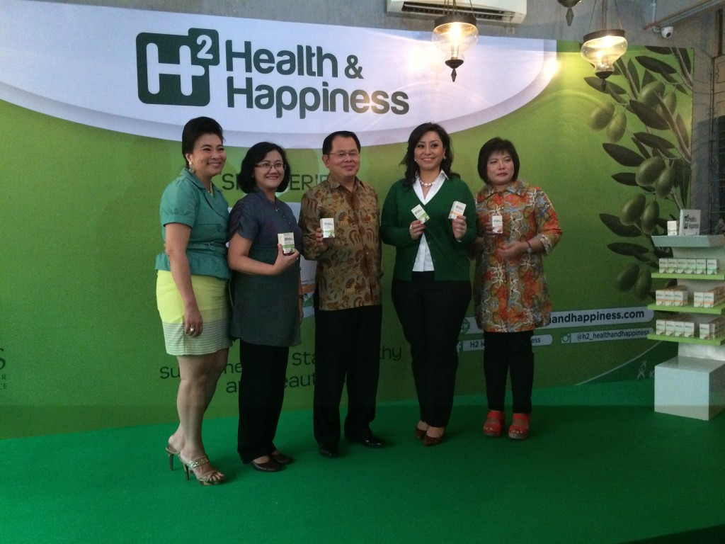 Launchin H2 Health & Happiness